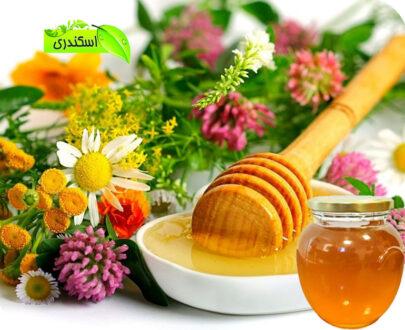 عسل چهل گیاه اصل