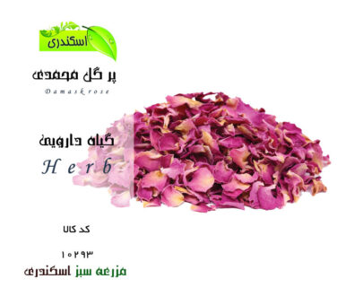 خرید پرگل محمدی