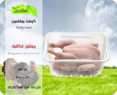 خرید اینترنتی گوشت بوقلمون